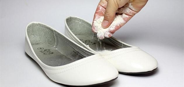 صورة التخلص من رائحة الحذاء , لرائحة الحذاء الكريهة بعض الطرق للتخلص منها