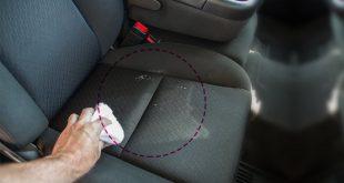 صورة تنظيف فرش السيارة القماش , كيفيه تنظيف فرش السياره بالقماش