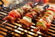 صور طريقة شواء اللحم , كيفيه شواء اللحم علي الشوايه