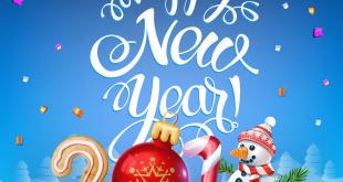 صور بطاقات راس السنة الميلادية , عبارات جميله راس السنة الميلاديه