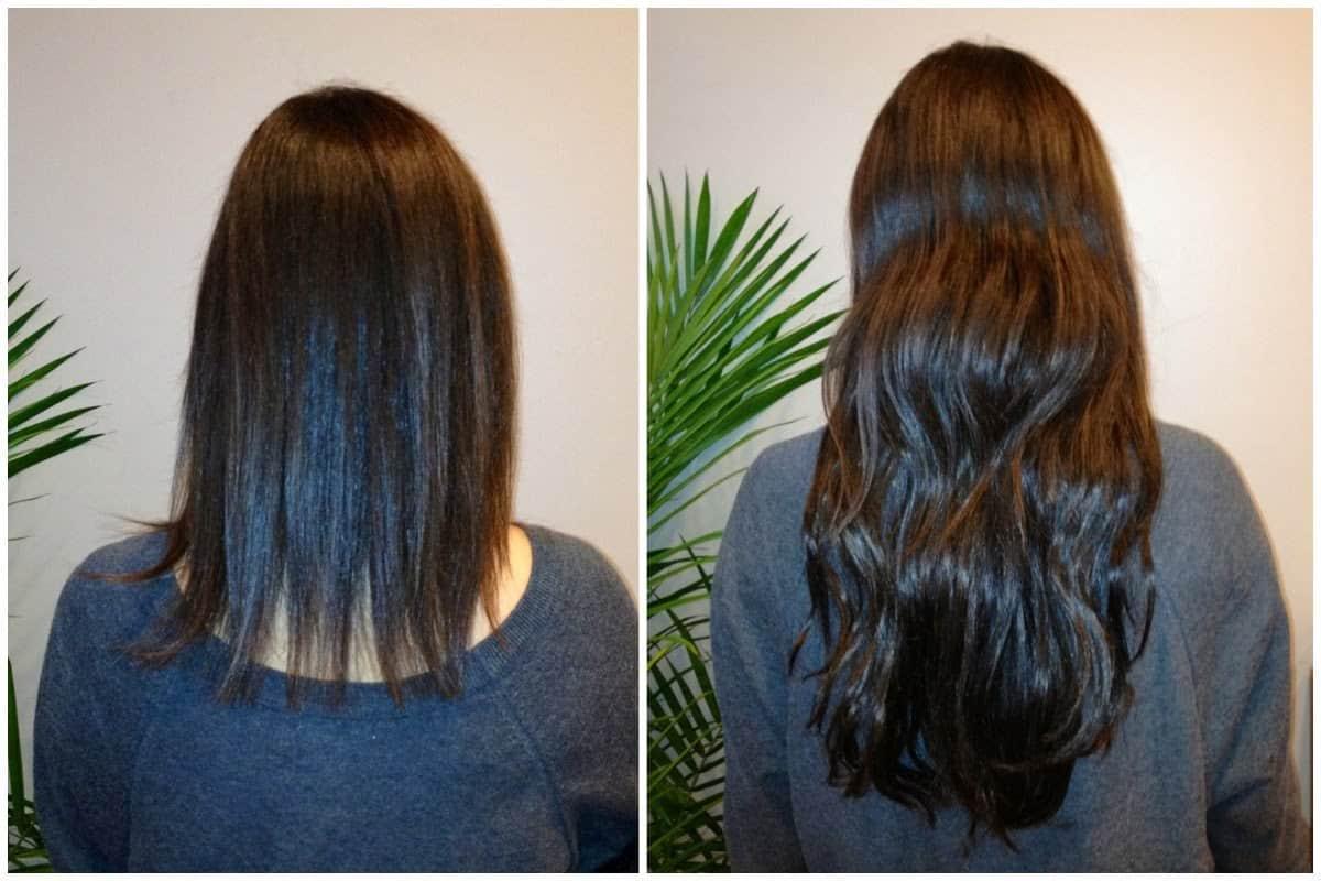 صورة كيفية تكثيف الشعر , طرق طبيعيه لتكثيف الشعر