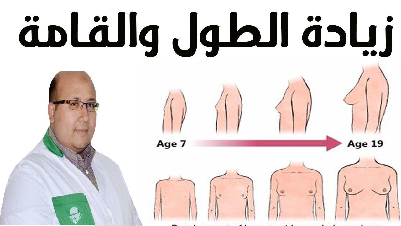 صور وصفات لزيادة الطول للبنات , و صفات طبيعيه لزياده الطول للبنات