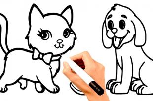 صورة تعليم رسم اطفال , طرق ووصفات لتعليم الرسم للاطفال