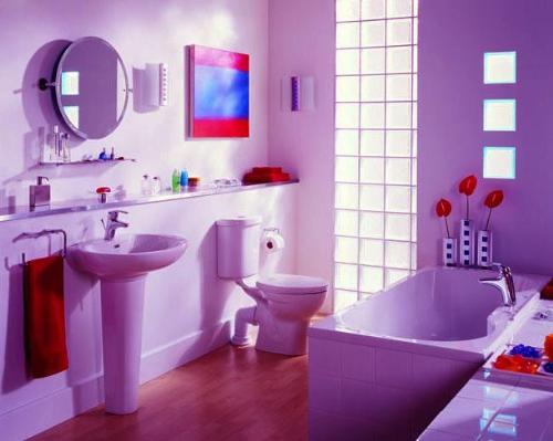 صورة ديكورات حمامات جزائرية , مجموعة من اشيك حمامات في الجزائر