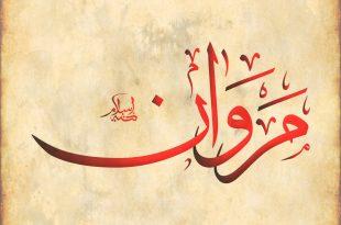 صورة ما معني اسم مروان , ماذا يعني مروان في الاسماء العربية