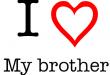 صور رسائل للاخ الاكبر , كلمات جميلة لشكر اخي الكبير