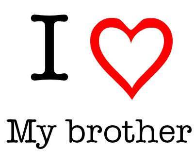 صورة رسائل للاخ الاكبر , كلمات جميلة لشكر اخي الكبير