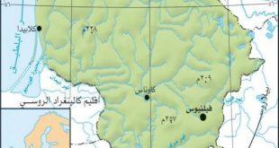 صورة اين تقع ليتوانيا , تعرف على مدينة ليتوانيا