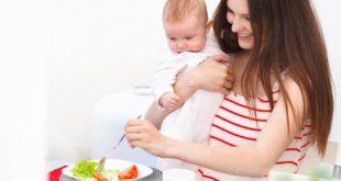 صور غذاء الام المرضعة , ماذا على الام المرضعة في الاعتناء بالتغذية الصحية لها