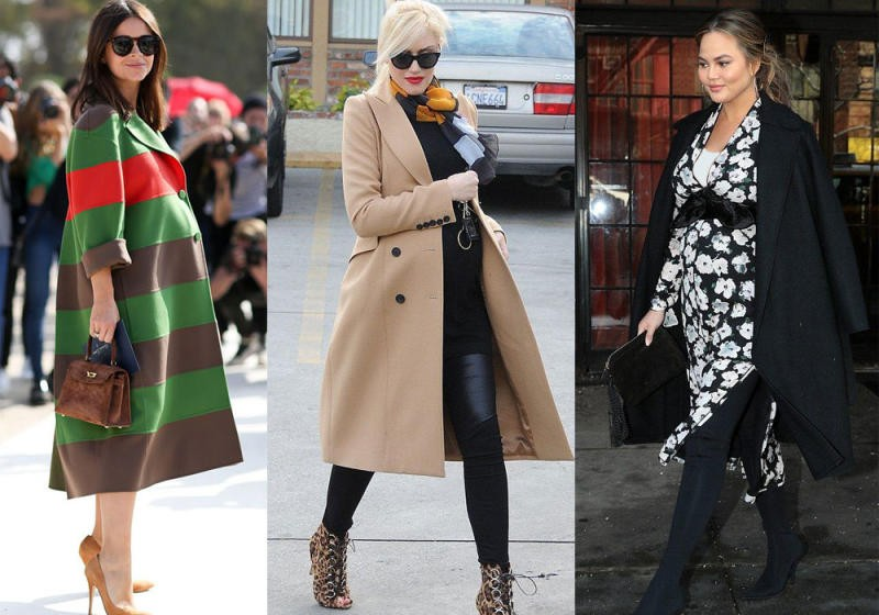 صور ملابس شتوية للحوامل , ازياء ثياب شتاء للحوامل