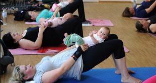 صور تمارين شد البطن بعد الولادة , تدريبات رياضيه للمراه بعد الانجاب