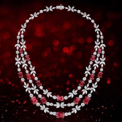 صور مجوهرات داماس , ارقي وافخم المصوغات