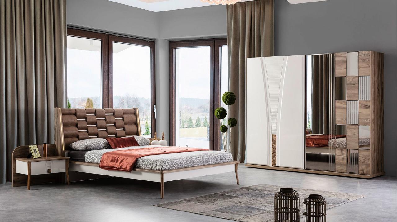 صورة صور غرف نوم مودرن , عصريه الموضه فى تصميمات اوض النوم
