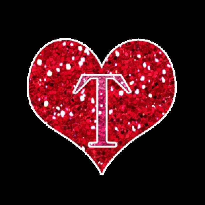 صور حرف T كروت على شكل حرف T مساء الورد