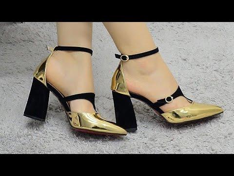 صور احذية نسائية تركية , موديلات جزم حريمي من تركيا