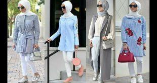صور ملابس محجبات تركية , ازياء نسائيه بالحجاب من تركيا