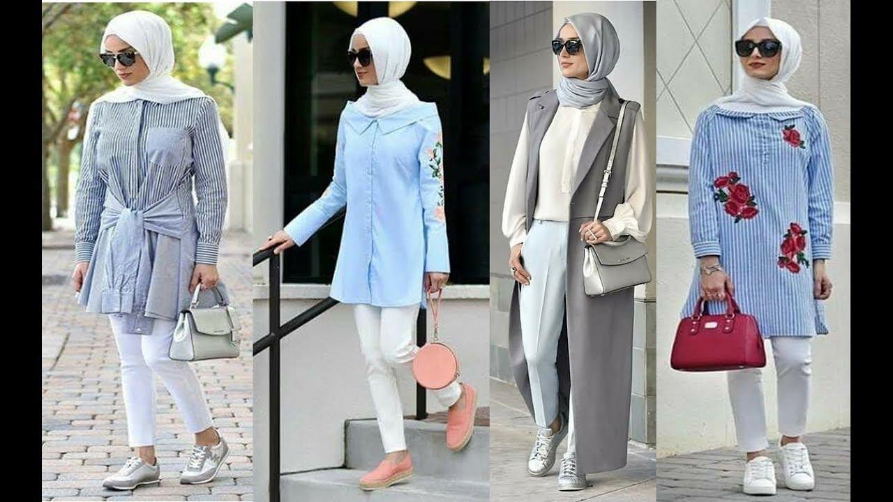 صورة ملابس محجبات تركية , ازياء نسائيه بالحجاب من تركيا