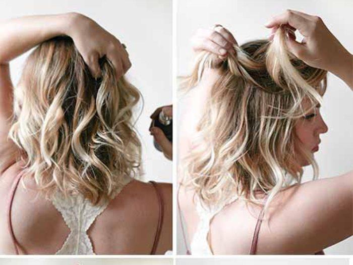 صورة صور تسريحات للشعر القصير , تصفيفات تناسب الشعر القصير