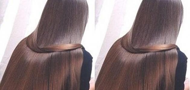 صورة طرق تطويل الشعر , وصفات للحصول على شعر طويل