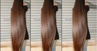 صور طرق تطويل الشعر , وصفات للحصول على شعر طويل