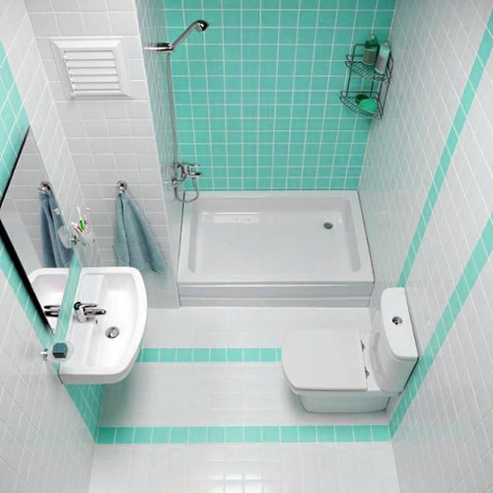 صورة ديكورات حمامات صغيرة جدا وبسيطة , كتالوج ديزاين تواليت