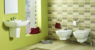 صور ديكورات حمامات صغيرة جدا وبسيطة , كتالوج ديزاين تواليت