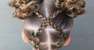 صورة تساريح اطفال , تصفيفات شعر للصغار