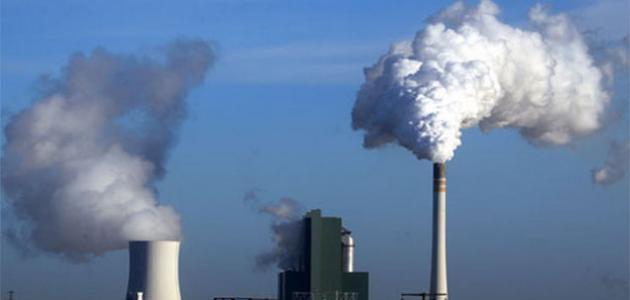 صورة تعبير عن التلوث , موضوع عن الملوثات البيئيه