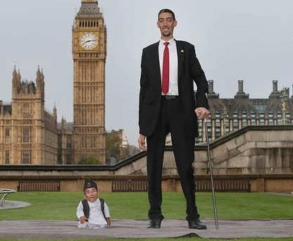صورة اقصر رجل في العالم , من هو اقصر رجل بالدنيا