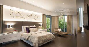 صورة اجمل ديكورات غرف النوم , تصميمات اوض نوم شيك
