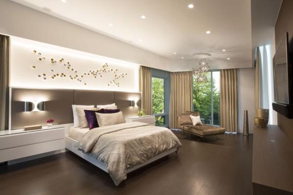 صور اجمل ديكورات غرف النوم , تصميمات اوض نوم شيك
