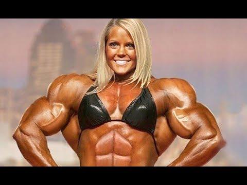 صورة كمال اجسام نساء , اقوى اجساد فيتنس نسائيه