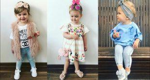 صور ملابس اطفال بنات , اشيك ثياب لصغار الفتيات