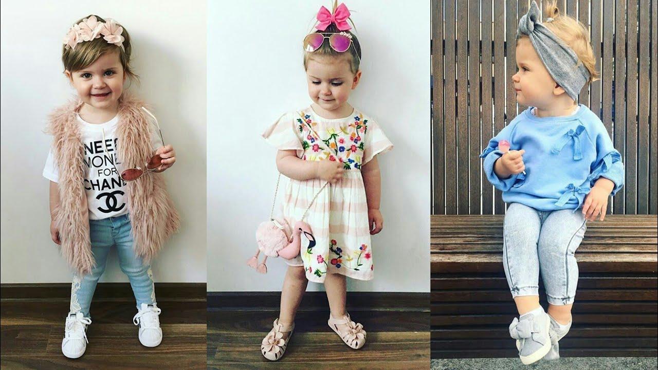 صورة ملابس اطفال بنات , اشيك ثياب لصغار الفتيات