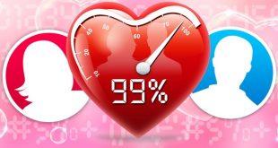 صور نسبة الحب , ماهو مقياس الحب