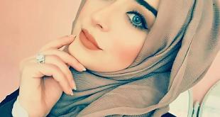 صورة صور بنات محجبات جميلات , من اجمل رمزيات المراه المحجبه