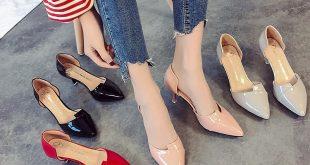 صورة احذية نسائية , موديلات جزم حريمي