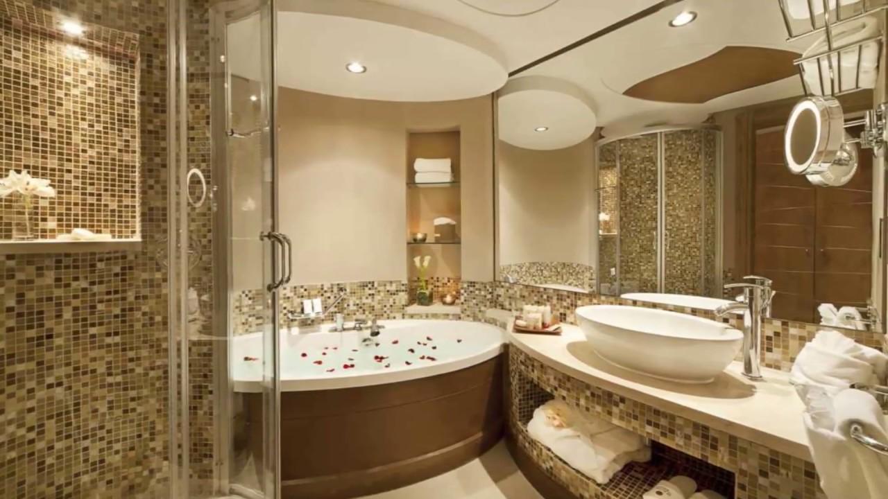صورة ديكورات حمامات , تصاميم دورات مياه مودرن