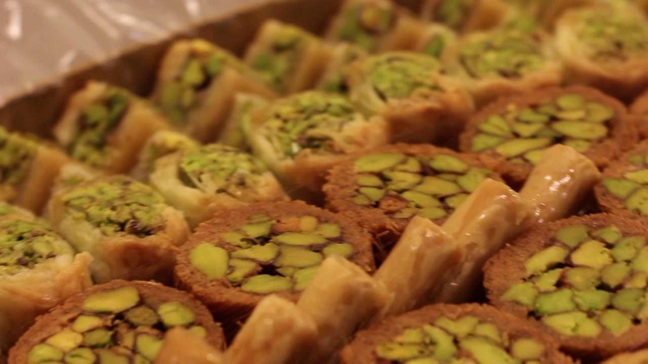صورة حلويات عربية , اروع الحلويات العربية