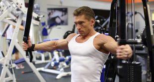 صورة تمارين الكتف , تقوية عضلات الكتف وابراز شكلها الجمالي