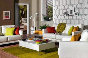 صورة غرف معيشة , تزيين المنزل بلمسات بسيطة
