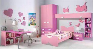 صورة ديكورات غرف اطفال , اجعلي اوضة اطفالك جنه لهم