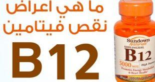 صورة فيتامين ب12 , اهمية فيتامين B 12