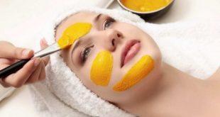 صورة ماسك للوجه بالعسل , طرق طبيعية للحصول علي بشرة نضرة