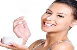 صورة تبييض الوجه , تفتيج الوجه في 10 ايام