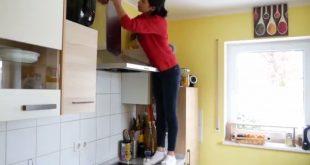 صورة تنظيف المطبخ , اسرار لتعطير مطبخك