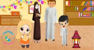 صورة شهر رمضان 2019 , فرحة الاطفال بحلول رمضان