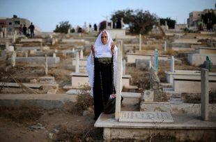 صورة حكم زيارة القبور , هل زيارة القبور حلال ام حراما