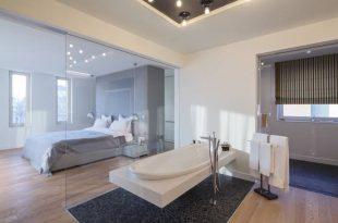 صورة حمامات داخل غرف النوم , حمامات مودرن حديثة
