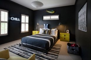صورة غرف شباب , ديكورات غرف شبابية حديثة